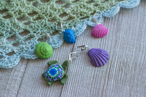 By the Shore Stitch Markers