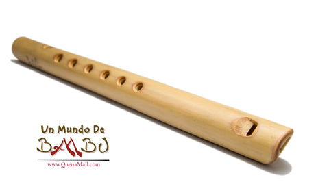 Soprano Baroque Bamboo Recorder C Major