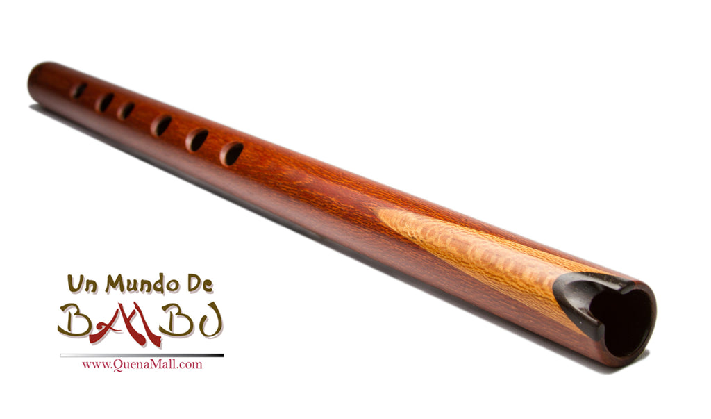 Quenas in G and F Lacewood and Platano by Angel Sampedro
