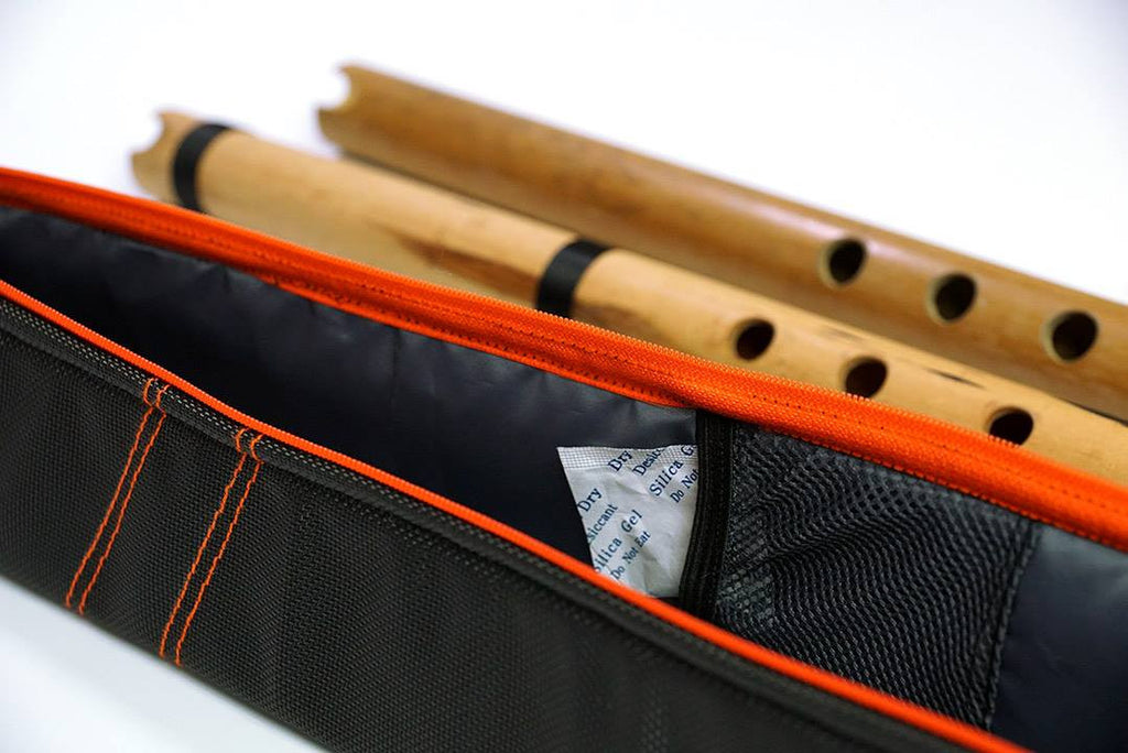 Flute Quena Padded Nylon Case
