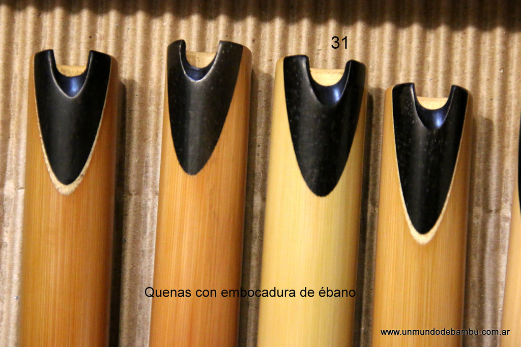 Quena in G Cocobolo Bamboo Guayacan Lignum Vitae Ebony Snakewood Pine Palemoon
