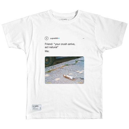 ACT NATURAL・Le T-shirt - Le Cartel