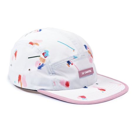BLOOM par EPITHUMIA ROSE・Casquette rose - Le Cartel