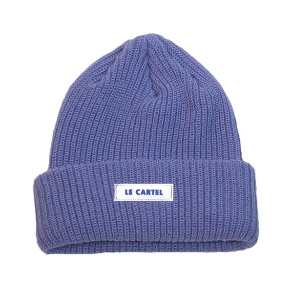 Chunky Beanie par LE CARTEL・Tuque Blue Ribbon - Le Cartel