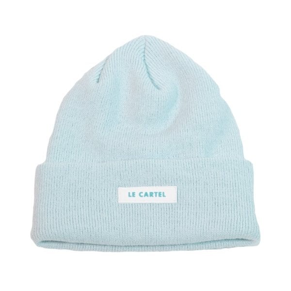 Classic Beanie par LE CARTEL・Tuque Spa Blue - Le Cartel