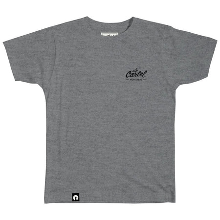 LE CARTEL OG T-SHIRT・Gris chiné - Le Cartel