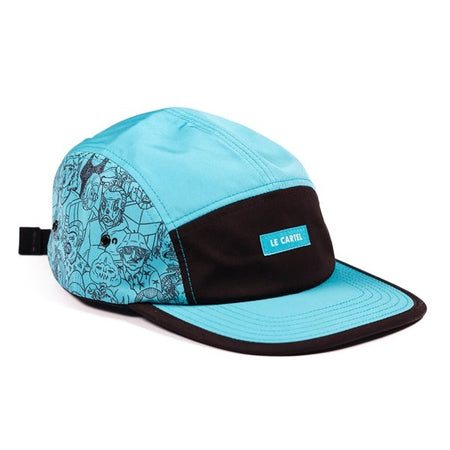 TRIBE par MONOSOURCIL・Casquette bleue - Le Cartel