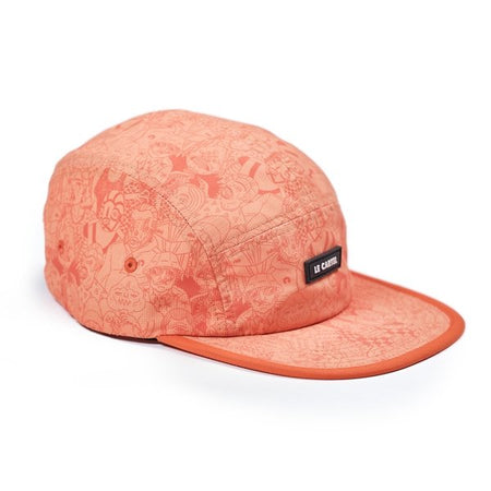 TRIBE par MONOSOURCIL・Casquette orange - Le Cartel