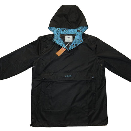 TRIBE par MONOSOURCIL・Veste Anorak bleue - Le Cartel