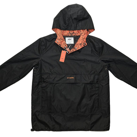 TRIBE par MONOSOURCIL・Veste Anorak orange - Le Cartel