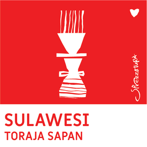 Indonesia Sulawesi Toraja Sapan - Drip Coffee Pack