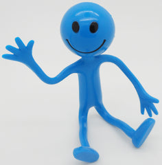 Blue Bendy Man Tactile Stress Relief Resource