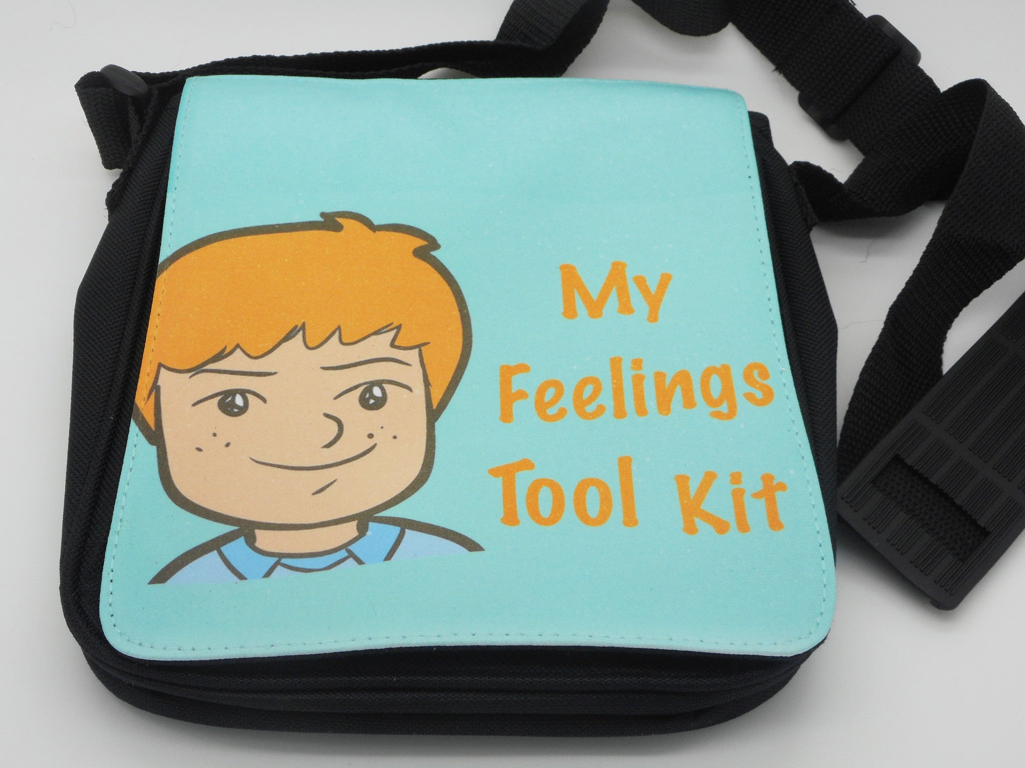 My Feelings Tool Kit Shoulder Bag - George (SEN)