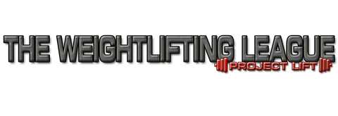 Weightlifting League 2017 Season - September 17th, 2017