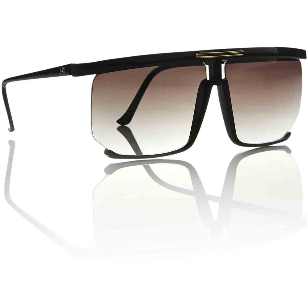 Karl Black Oversized Aviator Shades