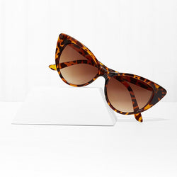 Mood Swing Tortoise Cat Eye Sunglasses