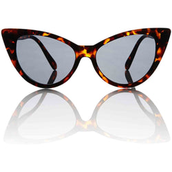 Nicky Smoke Cat Eye Sunglasses
