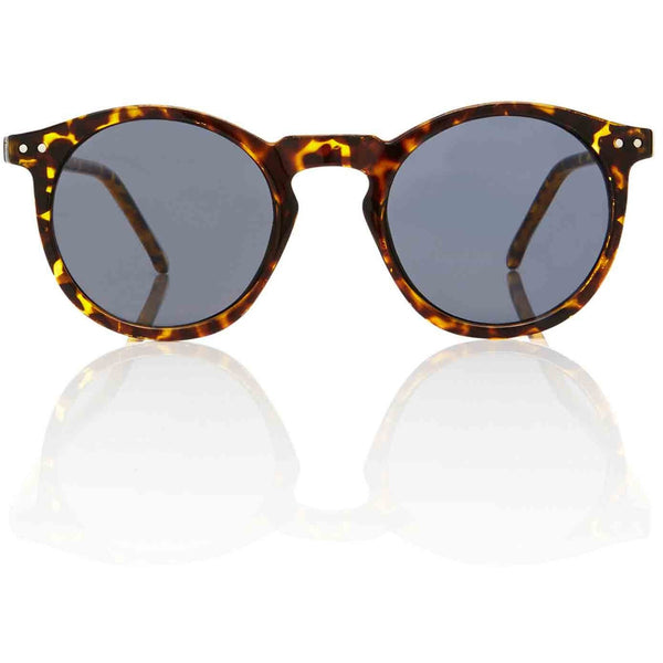 OMalley Smoke Keyhole Sunglasses
