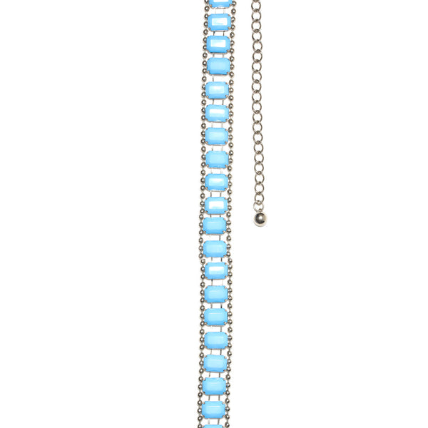 American Deadstock Hard Candy Belt - Blue
