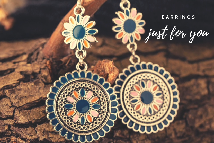 Online handcrafted earrings for women