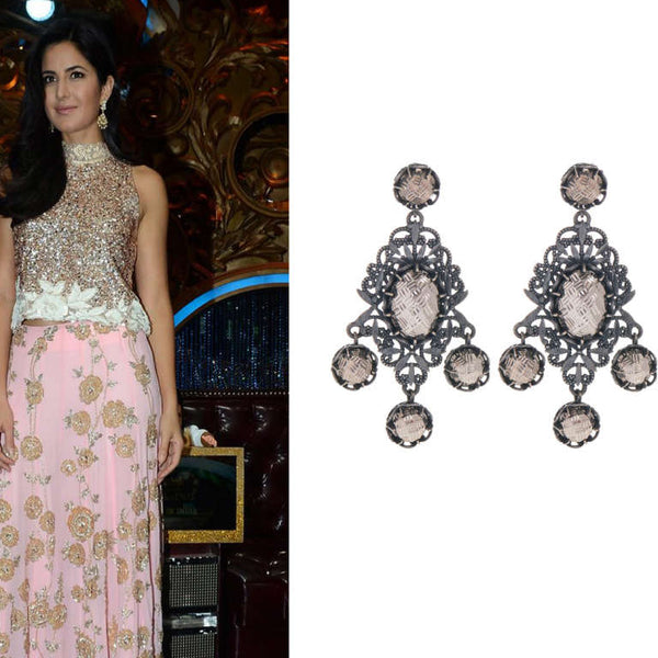 Kangana Ranaut, Katrina Kaif and Karisma Kapoor's guide to bling