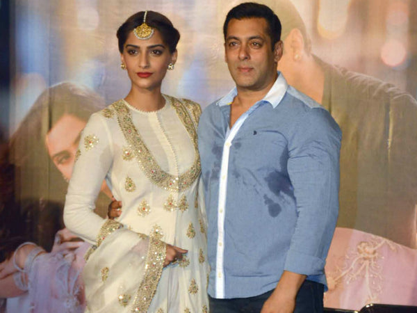 SonamKapoor: Eight Years After Saawariya Salman Hasn't Changed 'At All'