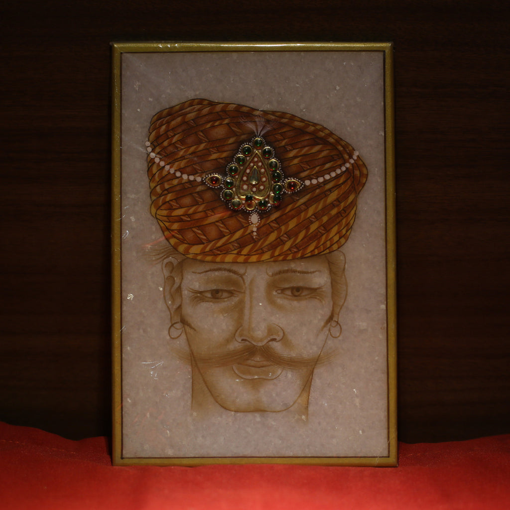Jaisalmeri Turban with Ornament
