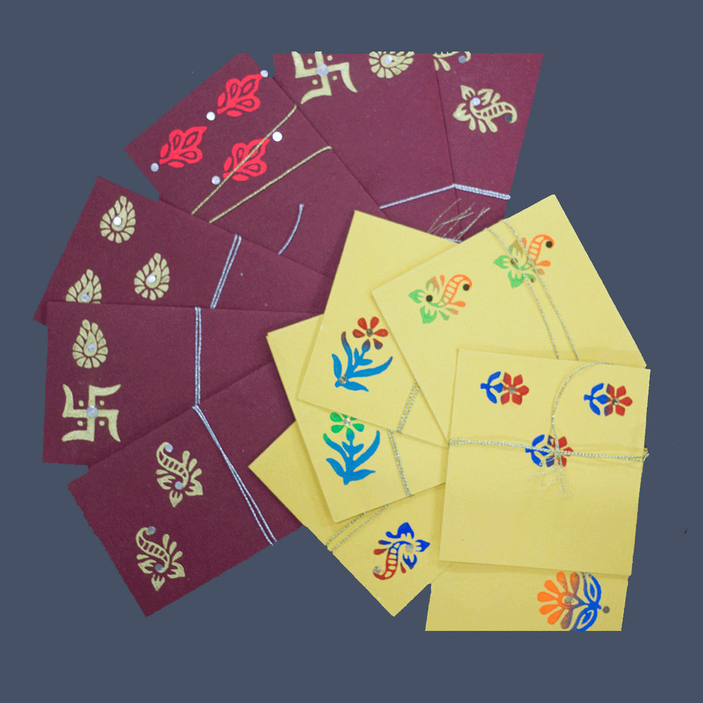 Muskaan Shagun Envelopes Bundle