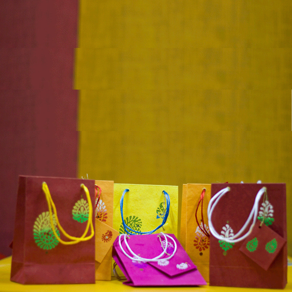 Muskaan Six Medium Bags Bundle