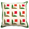 Dhaani Tulip Cushion Cover (Set of 2)