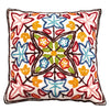 Dhaani Floral Kashmiri Cushion Cover (Set of 2)