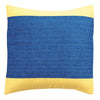 Dhaani Bright Blue Cushion Cover (Set of 2)