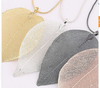 Real Leaf Pendant