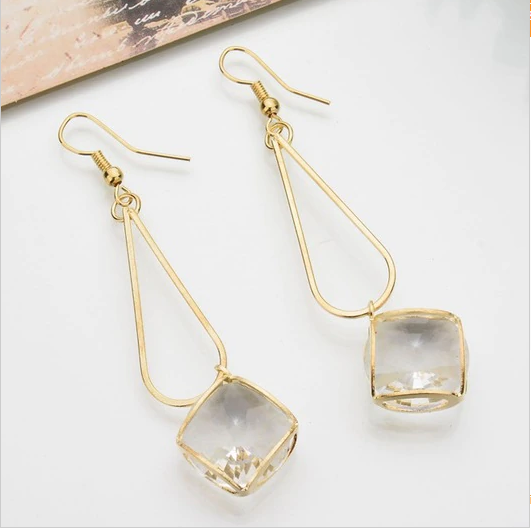 Big Stone Golden Dangler