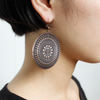 Brown Antique Copper/Bronze Earrings
