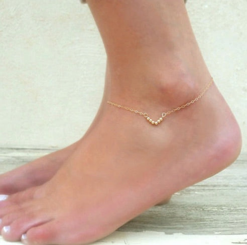Anklets for Summer