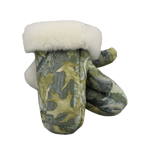 Sheepskin Mitts - Children's