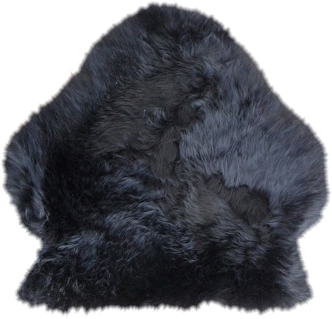 Sheepskin Rug - Long Wool Front Half
