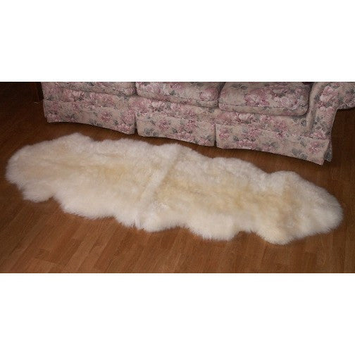 Sheepskin Rug - Double End to End