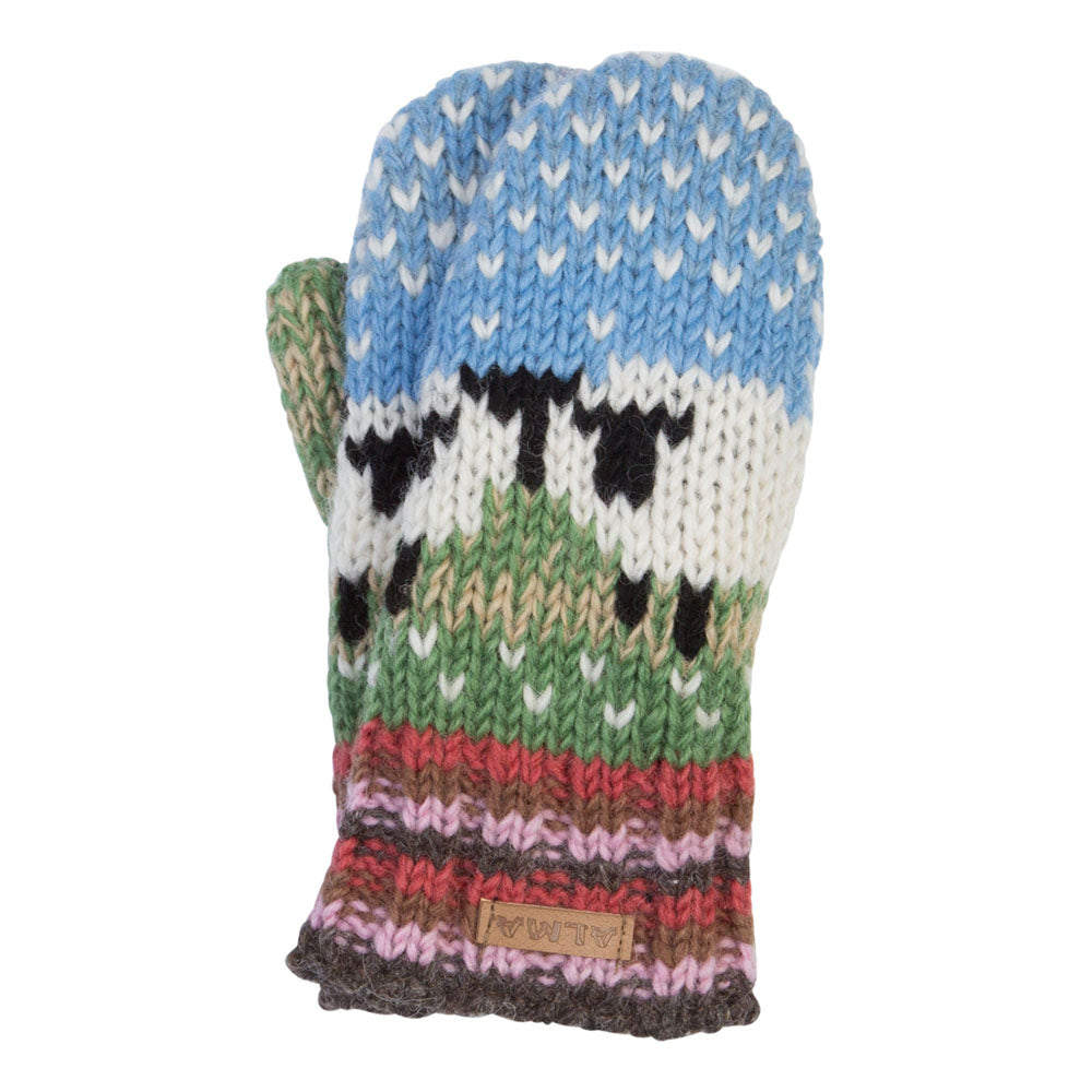 Lamb Mitts  - Childs