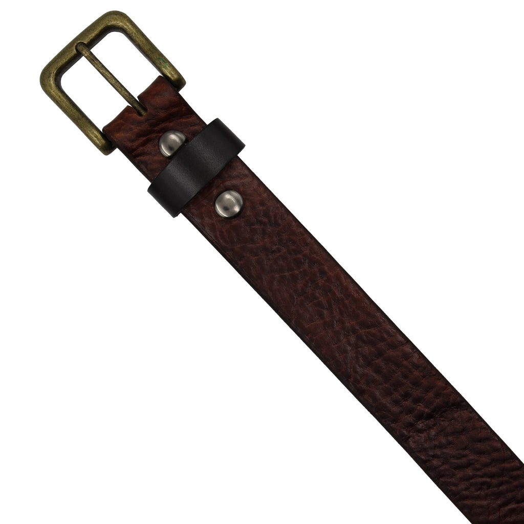 Leather Belt - Pebble Grain