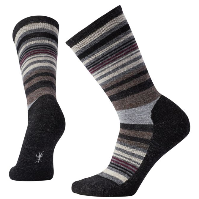 Wms Jovian Stripe Socks