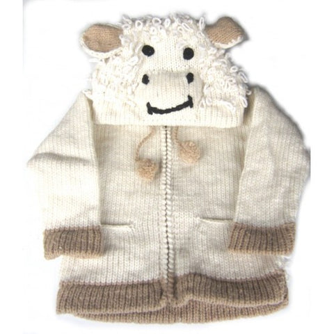 Children's Wool/Cotton Jackets
