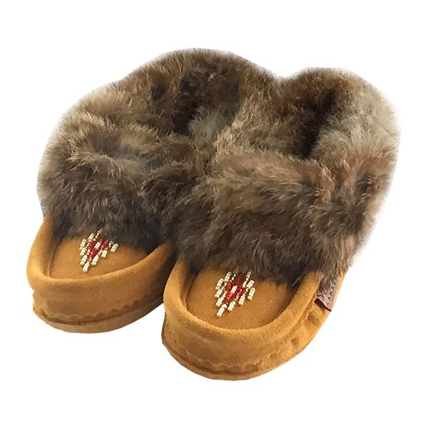 Child's Suede Moccasins