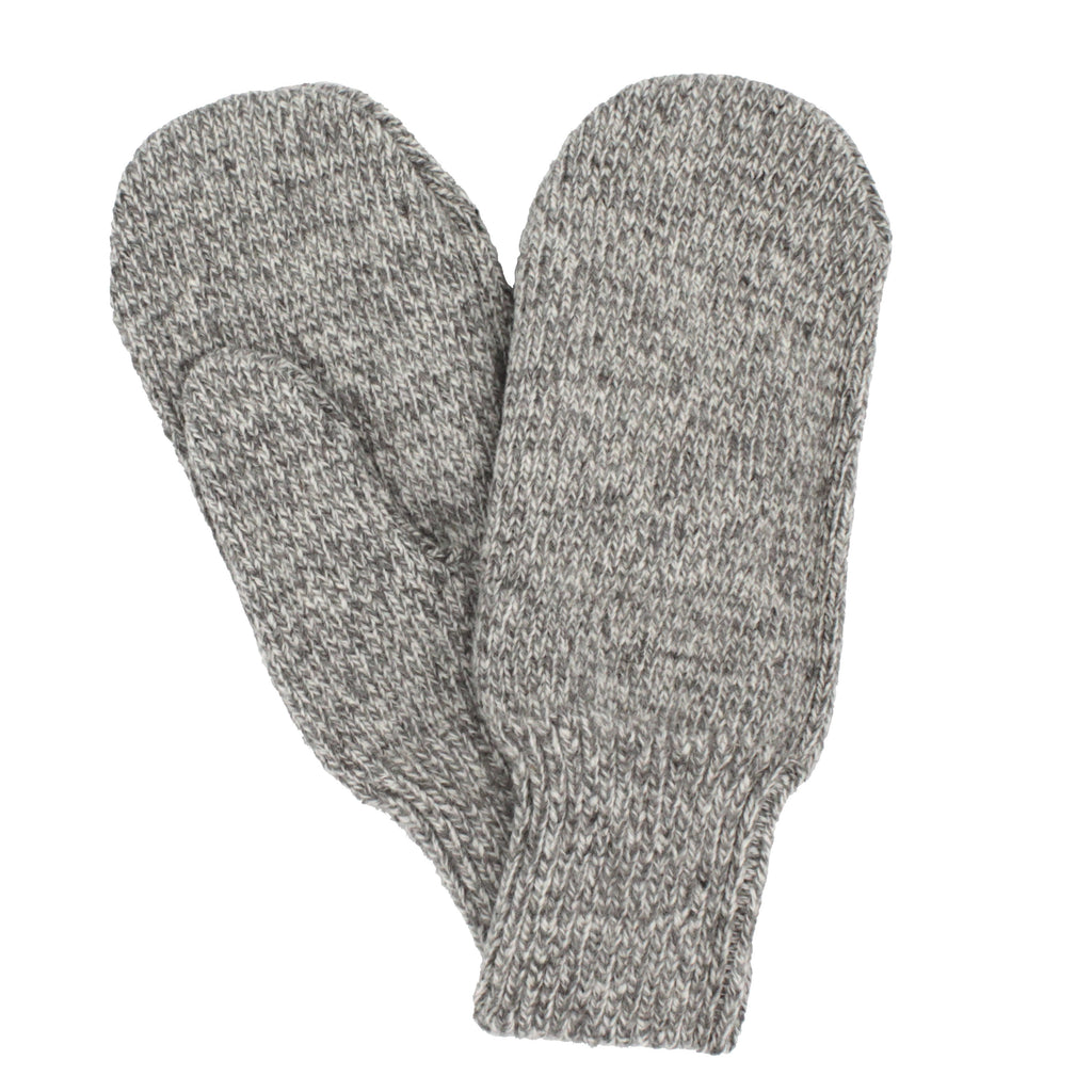 Wool Mitt Liners - Heavy Weight