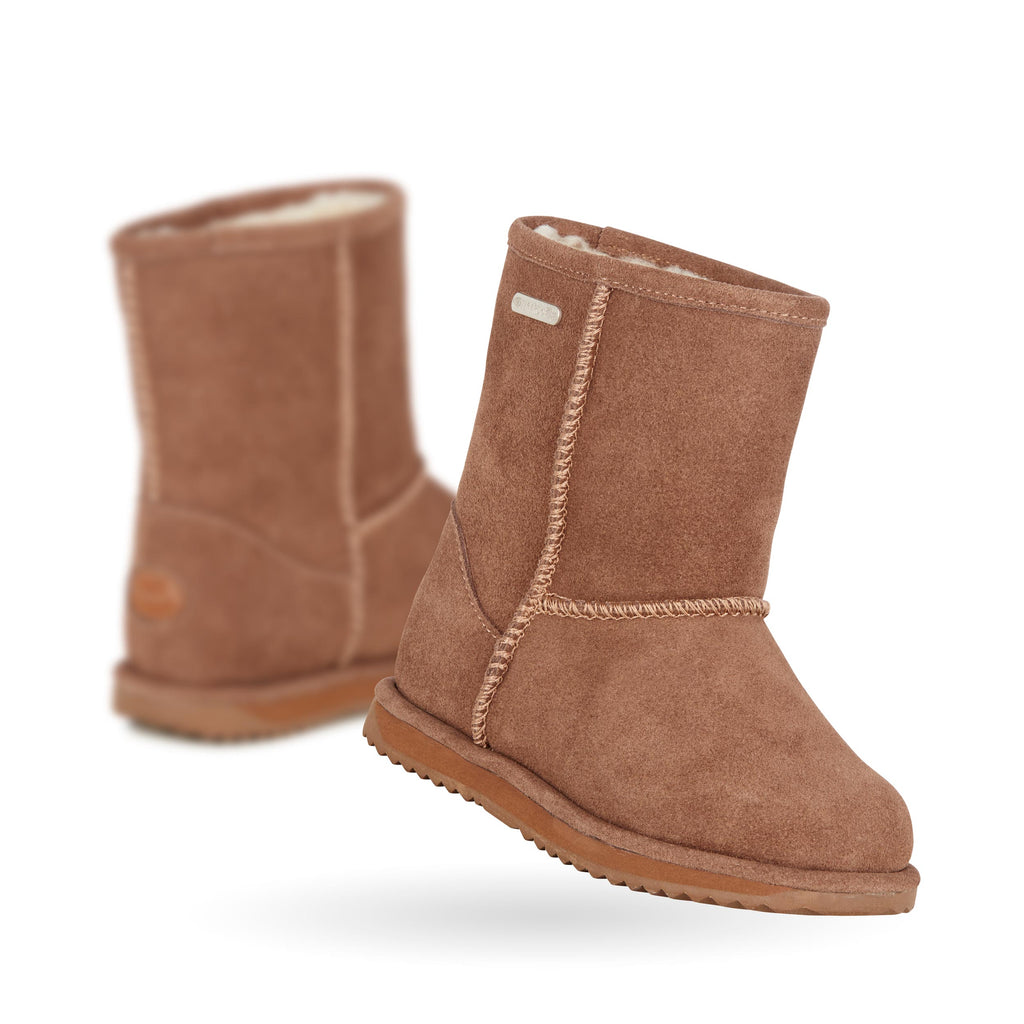 Brumby Lo Sheepskin Boots