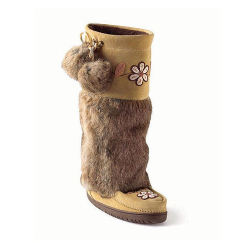 Women's Tall Mukluks. Made in Canada by Manitobah Mukluks