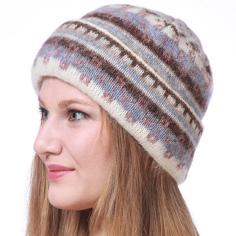 Icelandic Toque - Double Cuffed