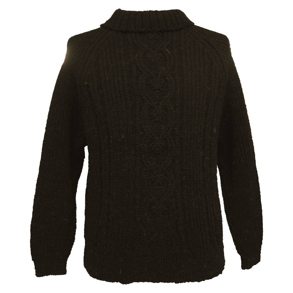 Pullover Sweater - Turtle Neck