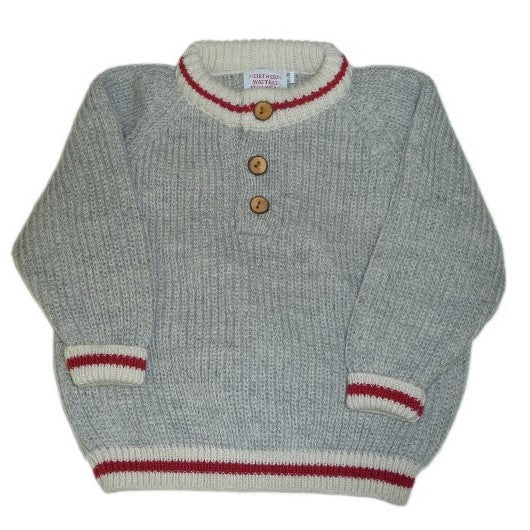 100% Children's Worksock Sweater. Made in Canada